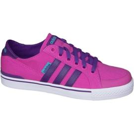 Rosa Zapatillas Adidas Clementes K Jr F99281