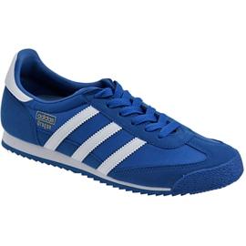 Azul Zapatillas Adidas Dragon Og Jr BB2486
