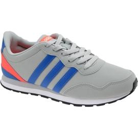 Gris Zapatillas Adidas V Jog K Jr AW4147