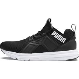 Zapatos Puma Enzo Sport M 192593 01 negro y blanco