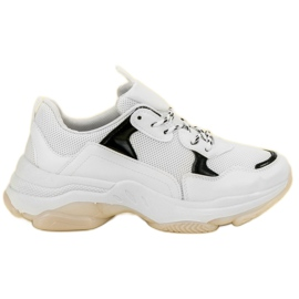 Small Swan blanco Zapatillas casuales
