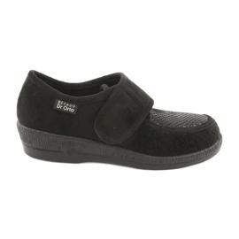Negro Zapatos de mujer befado pu 984D012