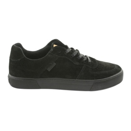 Zapatillas negras Big Star 174362 negro