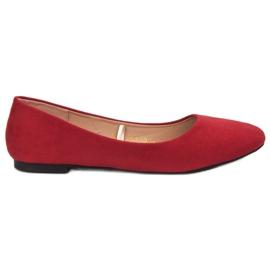 Rojo VINCEZA bailarina roja