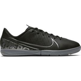 Botas de fútbol Nike Mercurial Vapor 13 Academy Ic Jr AT8137 001 negro