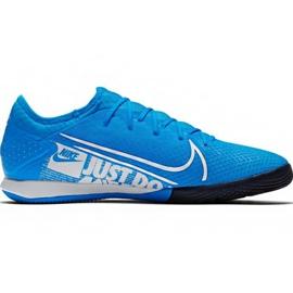 Botas de fútbol Nike Mercurial Vapor 13 Pro Ic M AT8001 414 azul