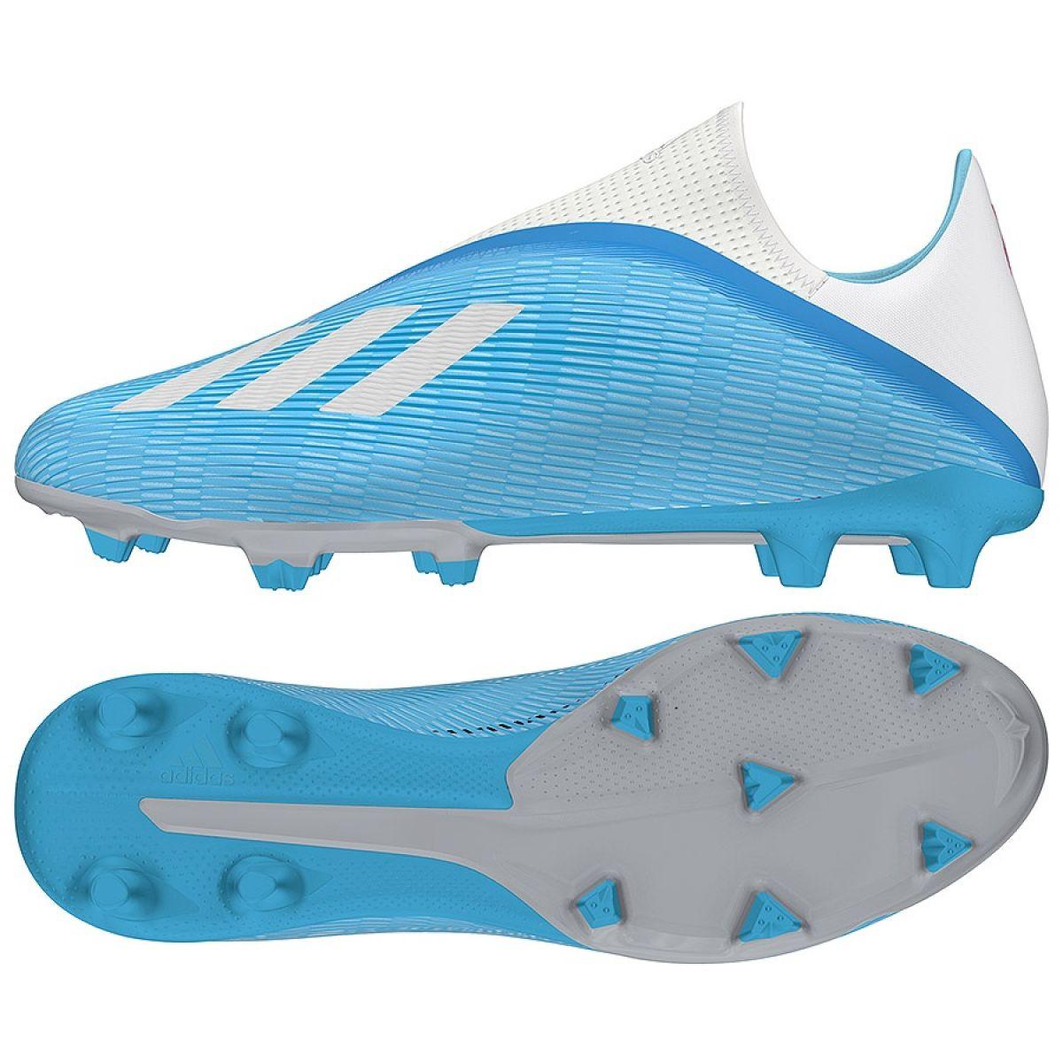 Botas de fútbol adidas X 19.3 Ll Fg M EF0598