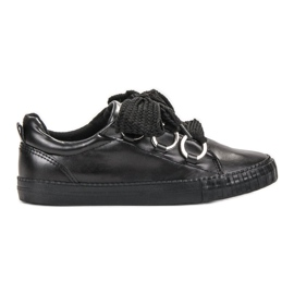 Seastar Zapatos negros