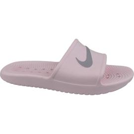 Rosa Zapatillas de ducha Nike Coffee 832655-601