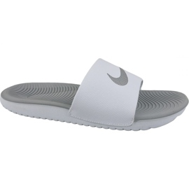 Zapatillas Nike Kawa Slide 834588-100 blanco