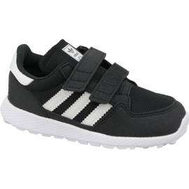 Negro Zapatillas Adidas Originals Forest Grove Cf Jr B37749