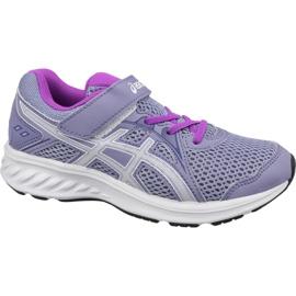 Púrpura Zapatillas de running Asics Jolt 2 Ps Jr 1014A034-500