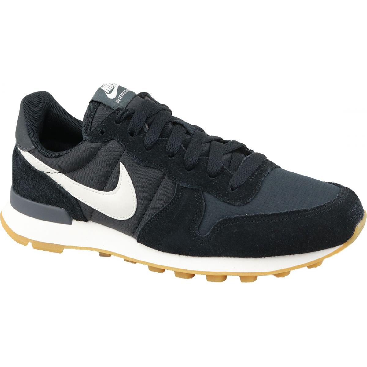 Zapatos Nike Wmns Internationalist W 828407 021 negro