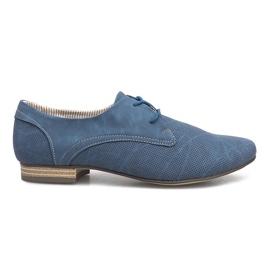 Azul Zapatos Simone Jazzówki