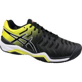 Zapatillas de tenis Asics Gel-Resolution 7 Clay M E702Y-003 negro