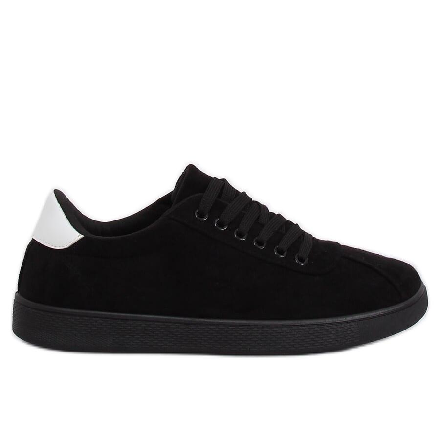 super popular 92ead 2916a Zapatillas negras de mujer LX-9857 Negro
