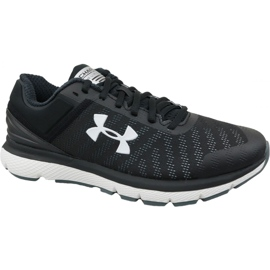 Negro Zapatillas de running Under Armour Charged Europe 2 M 3021253-003