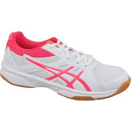 Zapatillas de voleibol Asics Upcourt 3 W 1072A012-104 blanco blanco