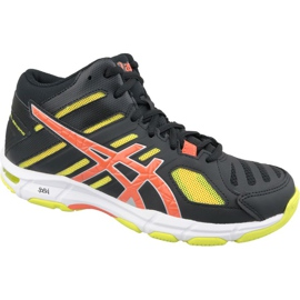 Zapatillas de voleibol Asics Gel-Beyond 5 Mt M B600N-001 negro negro
