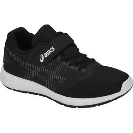 Negro Zapatillas de running Asics Patriot 10 Ps Jr 1014A026-001