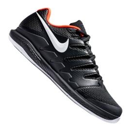 Negro Zapatillas Nike Air Zoom Vapor X Hc M AA8030-016