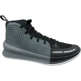 Zapatillas de baloncesto Under Armour Jet M 3022051-001 negro multicolor