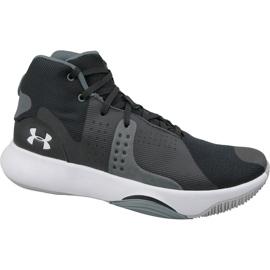 Zapatillas de baloncesto Under Armour Anomaly M 3021266-004 negro gris
