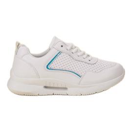 SHELOVET blanco Calzado deportivo de mujer