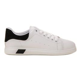 Ideal Shoes blanco Calzado deportivo de mujer