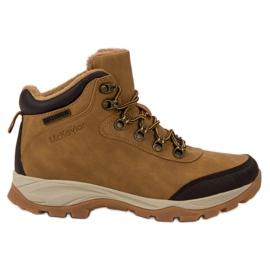 Marrón Zapatos para caminar MCKEYLOR