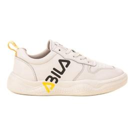 Ax Boxing Calzado deportivo de moda blanco