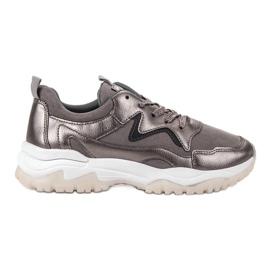 Ax Boxing Zapatos deportivos grises