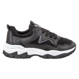 Ax Boxing Zapatos deportivos negros