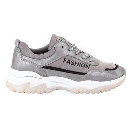 Ax Boxing gris Zapatos deportivos de moda