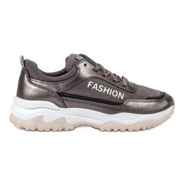 Ax Boxing Zapatos deportivos de moda gris