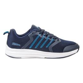 Ax Boxing azul Zapatos deportivos ligeros