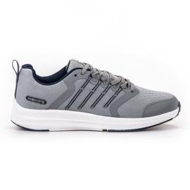 Ax Boxing gris Zapatos deportivos ligeros