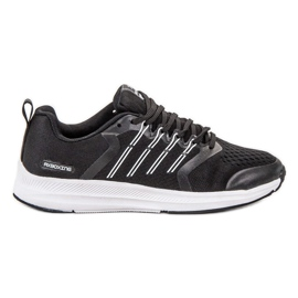 Ax Boxing negro Zapatos deportivos ligeros