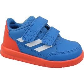 Azul Zapatillas Adidas AltaSport Cf I D96842