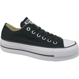 Negro Zapatillas Converse Chuck Taylor All Star Lift W 560250C