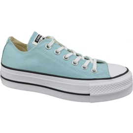 Azul Zapatillas Converse Chuck Taylor All Star Lift W 560687C