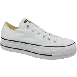 Blanco Zapatillas Converse Chuck Taylor All Star Lift W 560251C