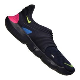 Marina Zapatillas Nike Free Rn Flyknit 3.0 M AQ5707-400