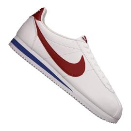 Blanco Zapatillas Nike Classic Cortez Leather M 749571-154