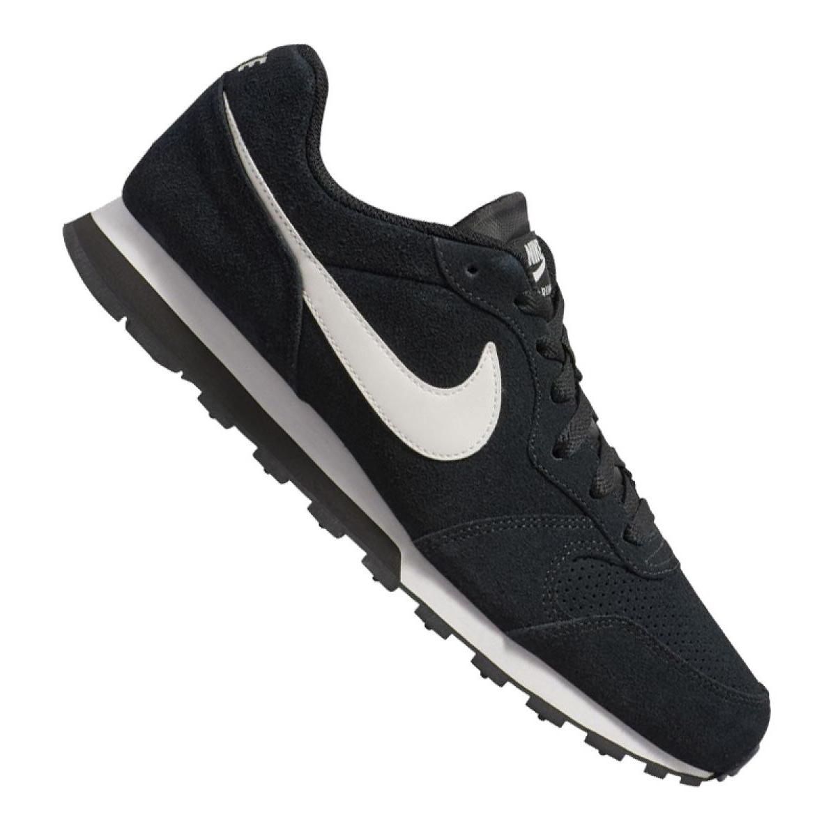 Zapatillas Nike Md Runner 2 Suede M AQ9211 004 negro