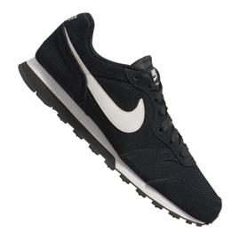 Negro Zapatillas Nike Md Runner 2 Suede M AQ9211-004