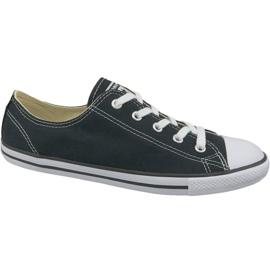 Converse Ct All Star Dainty Ox W 530054C negro