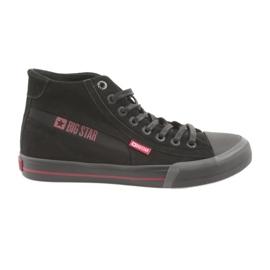 Zapatillas negras Big Star 174084