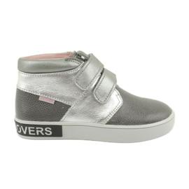 Mazurek Botas FashionLovers gris plata