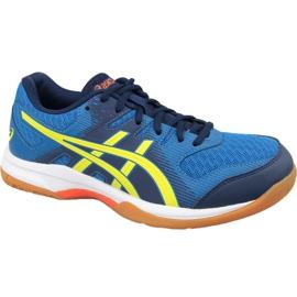 Zapatillas de voleibol Asics Gel-Rocket 9 M 1071A030-400 azul azul